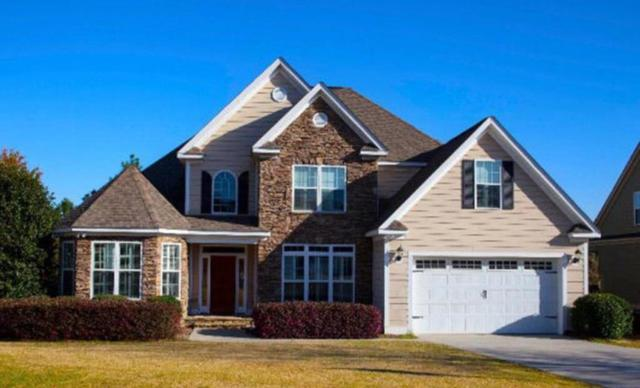 331 Bellhaven Dr, EVANS, GA 30809 (MLS #103150) :: Shannon Rollings Real Estate