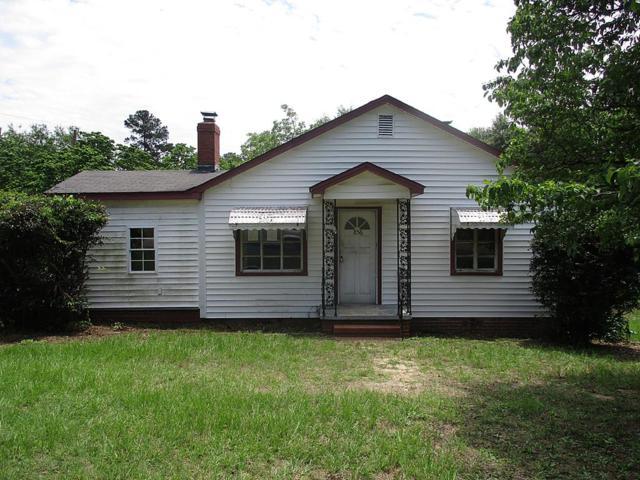856 Ergle St, GRANITEVILLE, SC 29829 (MLS #103154) :: Shannon Rollings Real Estate