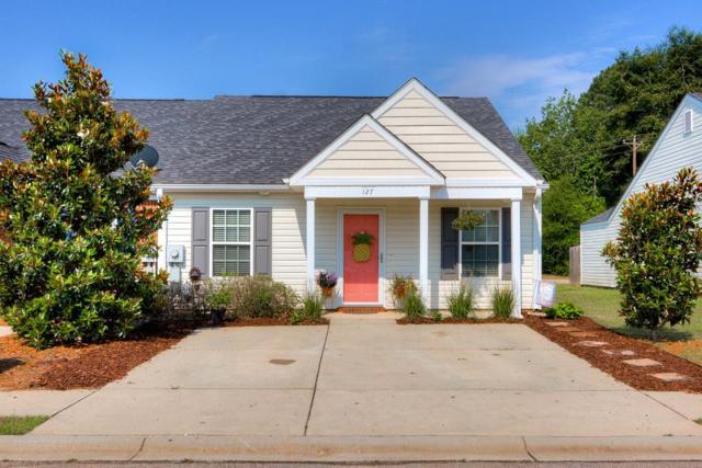 127 Kousa Ln, AIKEN, SC 29803 (MLS #103180) :: Shannon Rollings Real Estate