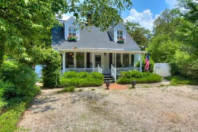 348 Marion St, AIKEN, SC 29801 (MLS #103241) :: Shannon Rollings Real Estate