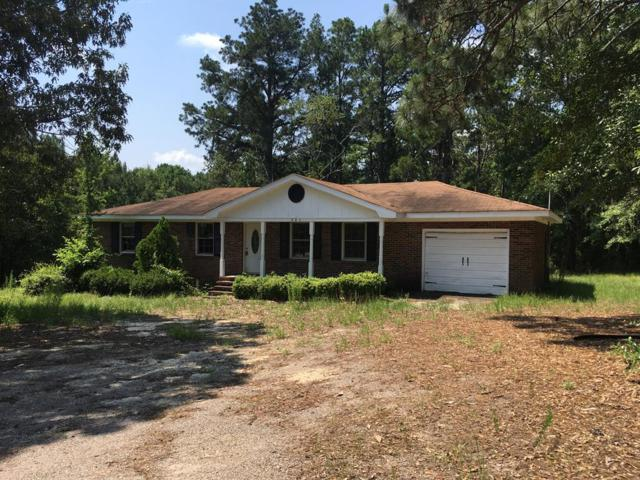 601 Outing Club Rd., AIKEN, SC 29801 (MLS #103299) :: Shannon Rollings Real Estate