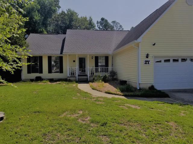 27 Suffolk Drive, AIKEN, SC 29803 (MLS #103310) :: Shannon Rollings Real Estate