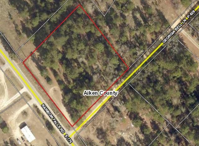 00 Rainbow Falls Road, GRANITEVILLE, SC 29829 (MLS #103312) :: Shannon Rollings Real Estate