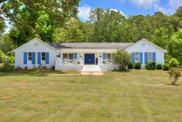 2295 Banks Mill Rd, AIKEN, SC 29803 (MLS #103314) :: Shannon Rollings Real Estate