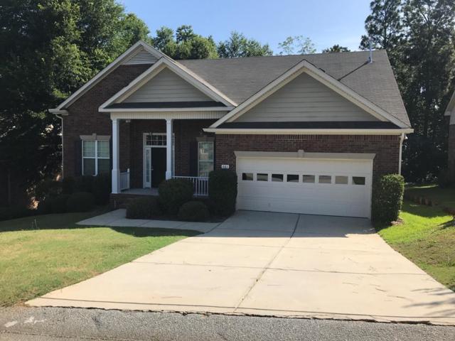 481 Bainbridge Dr, AIKEN, SC 29803 (MLS #103318) :: Shannon Rollings Real Estate