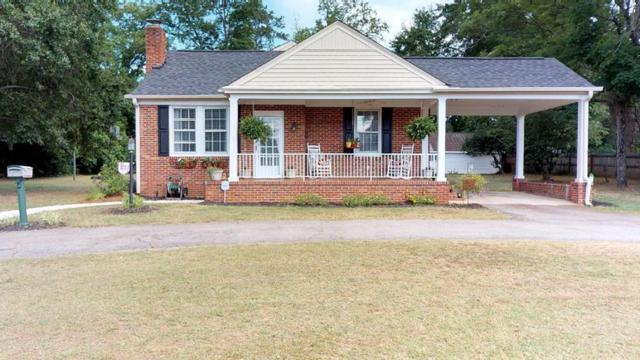 121 Calhoun St, JOHNSTON, SC 29832 (MLS #103345) :: Shannon Rollings Real Estate
