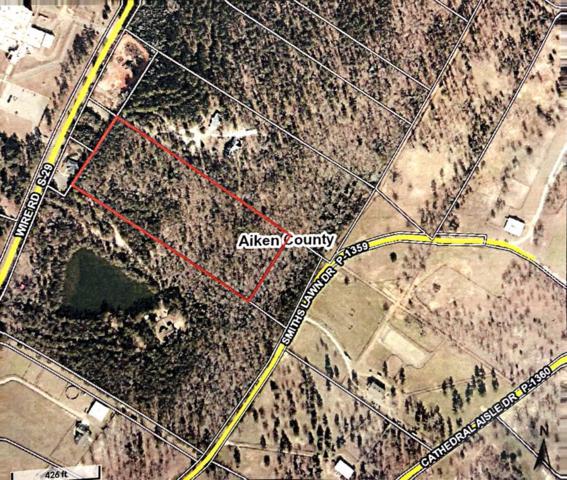 0 Wire Rd, AIKEN, SC 29801 (MLS #103347) :: Shannon Rollings Real Estate