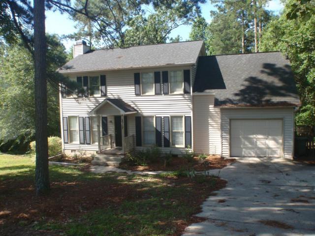 2017 Lundee Drive, AIKEN, SC 29803 (MLS #103367) :: Shannon Rollings Real Estate