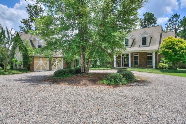 260 Meadows Ridge, AIKEN, SC 29803 (MLS #103369) :: Shannon Rollings Real Estate