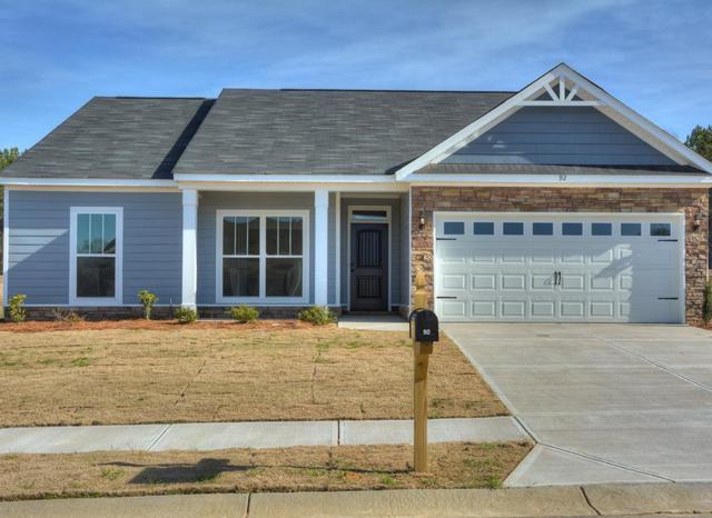 Lot 2 F Heartwood Pass, AIKEN, SC 29803 (MLS #103399) :: Shannon Rollings Real Estate