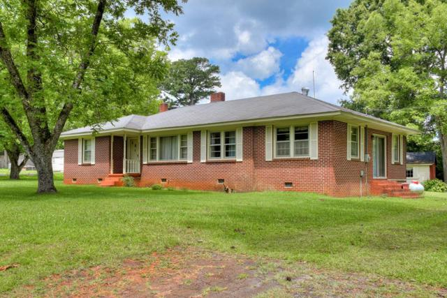 818 Augusta Street Ext, MCCORMICK, SC 29835 (MLS #103467) :: Shannon Rollings Real Estate