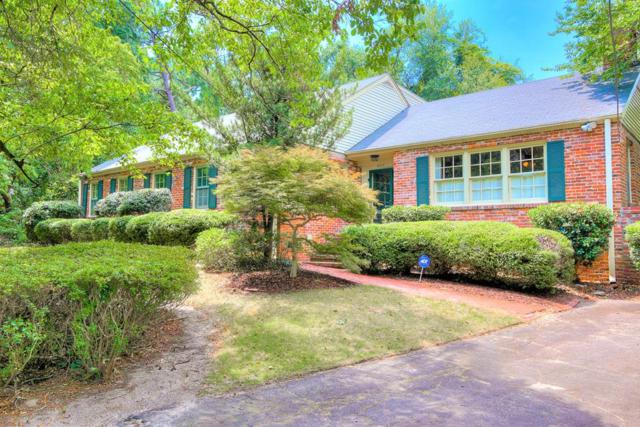 803 Laurel Drive, AIKEN, SC 29801 (MLS #103552) :: Shannon Rollings Real Estate