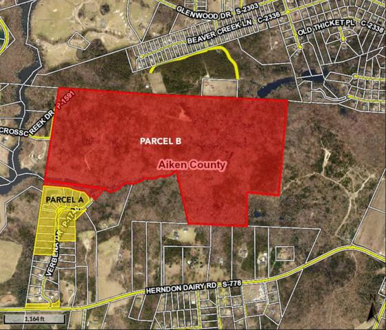 1355 Herndon Dairy Road, AIKEN, SC 29803 (MLS #103586) :: Shannon Rollings Real Estate
