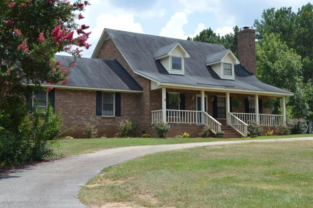 726 Columbia Road, EDGEFIELD, SC 29824 (MLS #103611) :: Shannon Rollings Real Estate