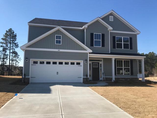 654 Dandelion Row, AIKEN, SC 29803 (MLS #103704) :: Shannon Rollings Real Estate