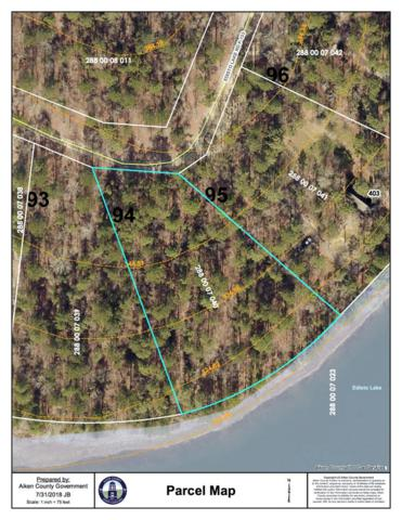 Lot 94 Edisto Lake, WAGENER, SC 29164 (MLS #103792) :: Shannon Rollings Real Estate