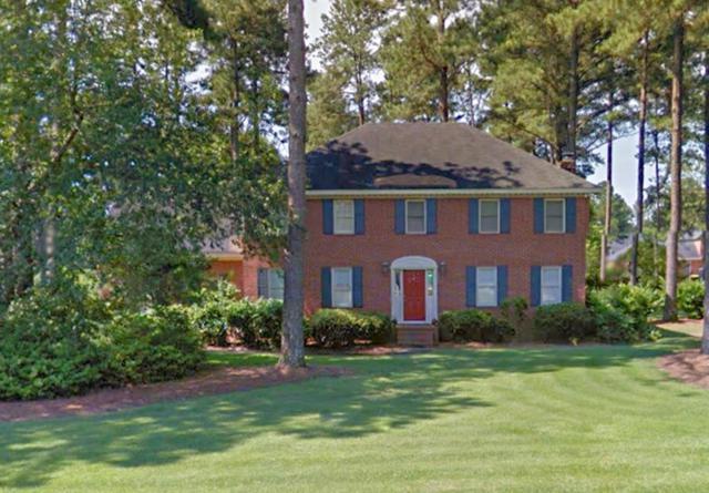 222 Oakhurst Drive, NORTH AUGUSTA, SC 29860 (MLS #103808) :: Shannon Rollings Real Estate