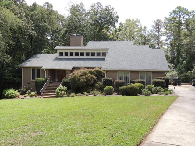 124 Coventry Circle, NORTH AUGUSTA, SC 29860 (MLS #103871) :: Shannon Rollings Real Estate
