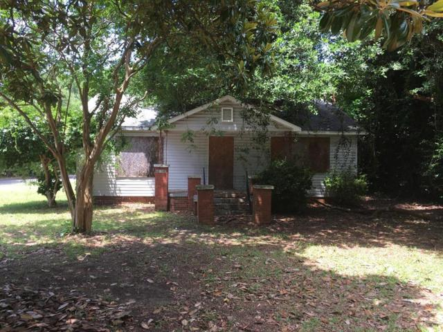 604 Hampton Avenue Ne, AIKEN, SC 29801 (MLS #103899) :: Shannon Rollings Real Estate