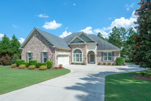 332 Ashley Court, GRANITEVILLE, SC 29829 (MLS #103958) :: Shannon Rollings Real Estate