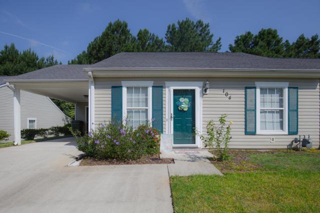 104 Singletree Ln, AIKEN, SC 29803 (MLS #103970) :: Shannon Rollings Real Estate