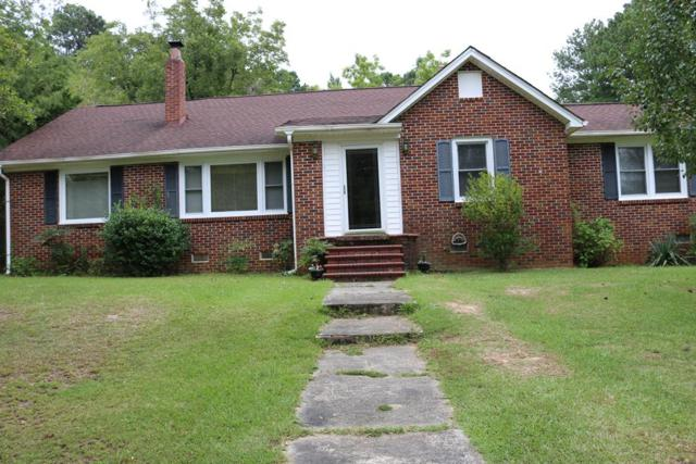 419 Lake Forest Drive, MCCORMICK, SC 29835 (MLS #103980) :: Shannon Rollings Real Estate