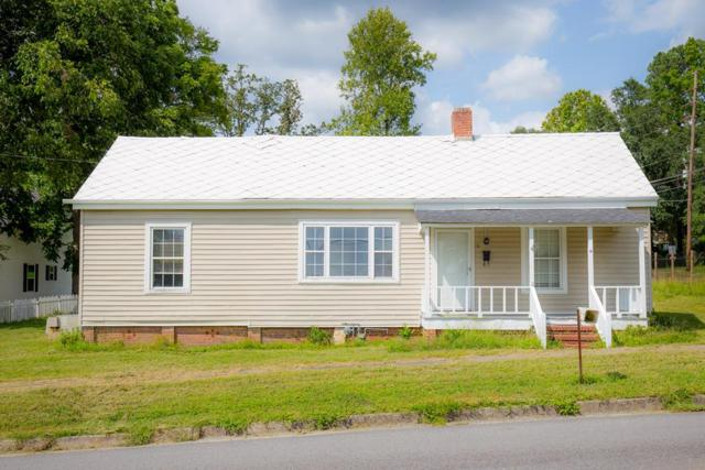 96 Aiken St, GRANITEVILLE, SC 29829 (MLS #104093) :: Greg Oldham Homes