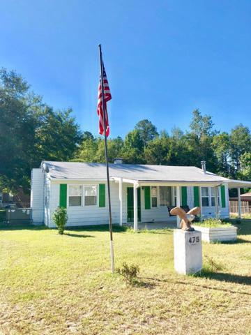 475 Church St, BEECH ISLAND, SC 29842 (MLS #104179) :: Shannon Rollings Real Estate