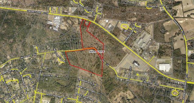 00 University Parkway, AIKEN, SC 29801 (MLS #104291) :: Shannon Rollings Real Estate