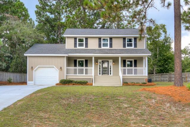 2066 Alpine Drive, AIKEN, SC 29803 (MLS #104366) :: Shannon Rollings Real Estate