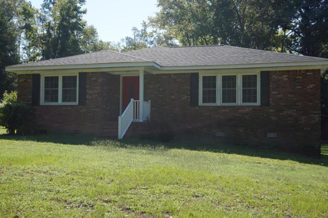 261 Cemetery Rd, WARRENVILLE, SC 29851 (MLS #104434) :: Shannon Rollings Real Estate