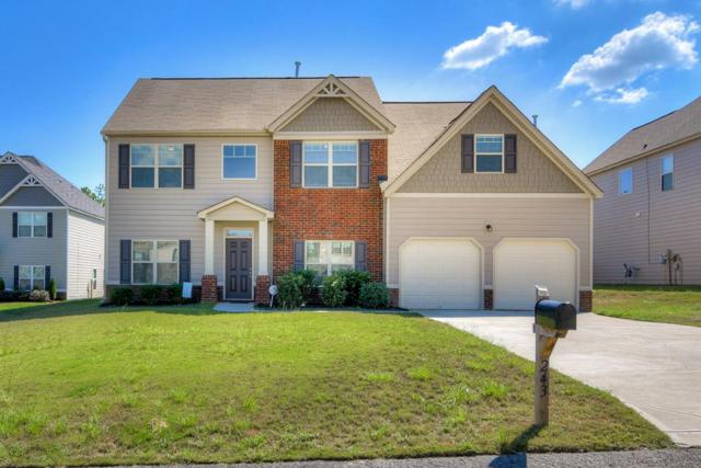 243 Fioli Circle, GRANITEVILLE, SC 29829 (MLS #104443) :: Shannon Rollings Real Estate