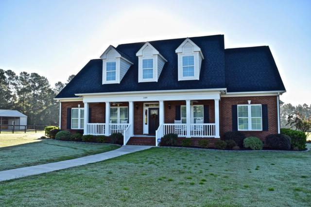 2309 Silver Bluff Road, AIKEN, SC 29803 (MLS #104449) :: Shannon Rollings Real Estate
