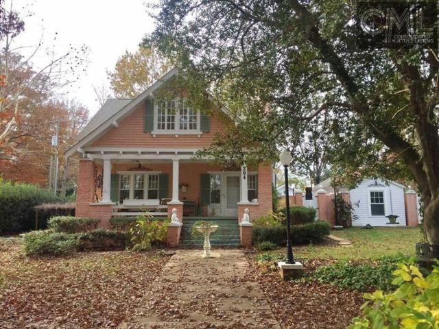 204 S Calhoun St, SALUDA, SC 29138 (MLS #104453) :: Shannon Rollings Real Estate