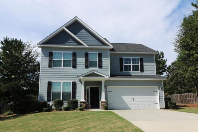 334 Foxchase Cir, NORTH AUGUSTA, SC 29860 (MLS #104556) :: Shannon Rollings Real Estate