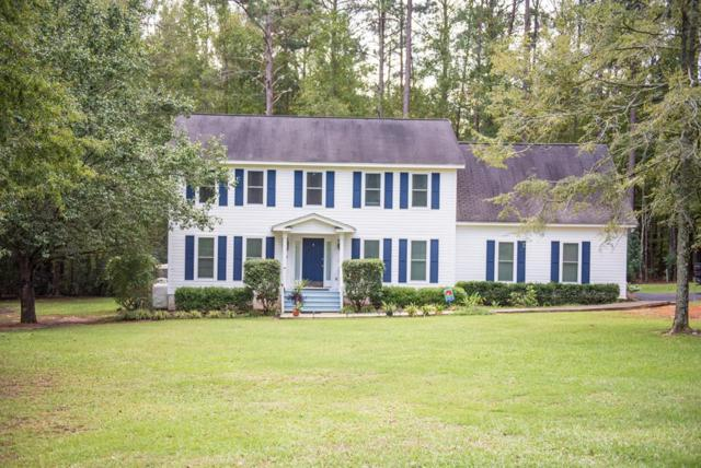 762 Columbia Rd, EDGEFIELD, SC 29824 (MLS #104583) :: Shannon Rollings Real Estate