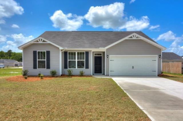 Lot 46-E Heartwood Pass, AIKEN, SC 29803 (MLS #104738) :: Shannon Rollings Real Estate