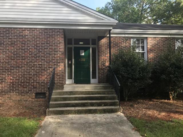 409 Simkins St, EDGEFIELD, SC 29824 (MLS #104747) :: Venus Morris Griffin | Meybohm Real Estate