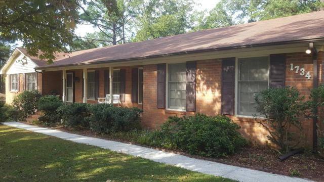 1734 Huckleberry Dr, AIKEN, SC 29803 (MLS #104778) :: Greg Oldham Homes