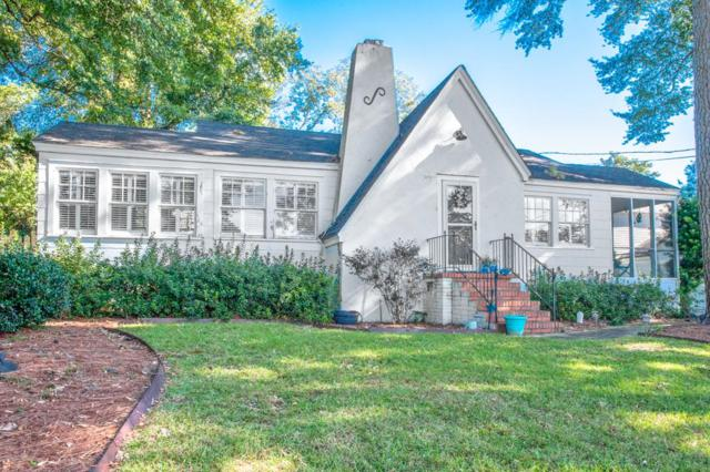 117 West Arlington Heights, NORTH AUGUSTA, SC 29841 (MLS #104807) :: Shannon Rollings Real Estate