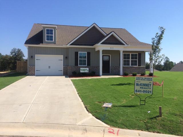 622 Boone Ct, AIKEN, SC 29801 (MLS #104809) :: Shannon Rollings Real Estate