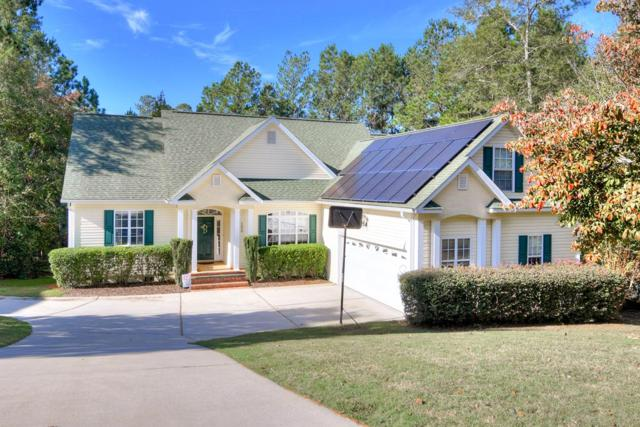 105 Broughton Drive Sw, AIKEN, SC 29803 (MLS #104846) :: Shannon Rollings Real Estate