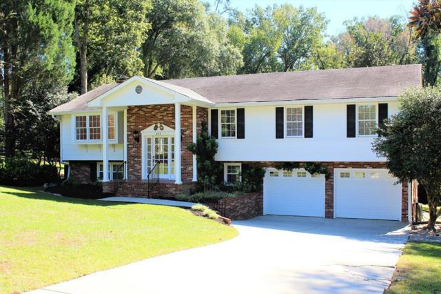 632 Sandhurst Pl Sw, AIKEN, SC 29801 (MLS #104886) :: Shannon Rollings Real Estate