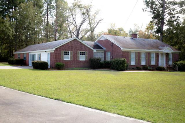 499 Pine St, BAMBERG, SC 29003 (MLS #104928) :: Shannon Rollings Real Estate