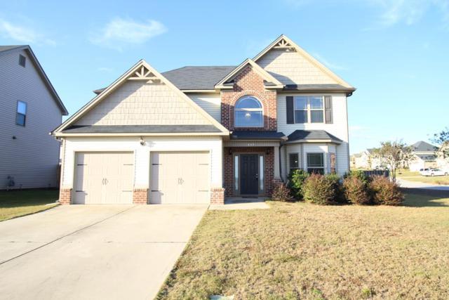 171 Pendulum Rdg, GRANITEVILLE, SC 29829 (MLS #105002) :: Greg Oldham Homes