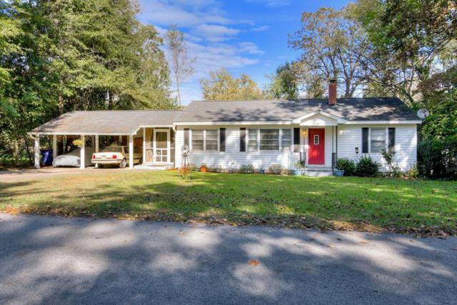 40 Coker Dr, AIKEN, SC 29803 (MLS #105031) :: Shannon Rollings Real Estate