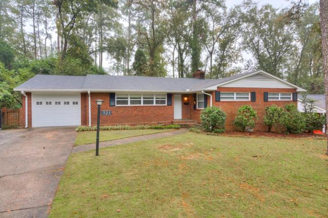 923 Stanton Drive, NORTH AUGUSTA, SC 29841 (MLS #105036) :: Shannon Rollings Real Estate