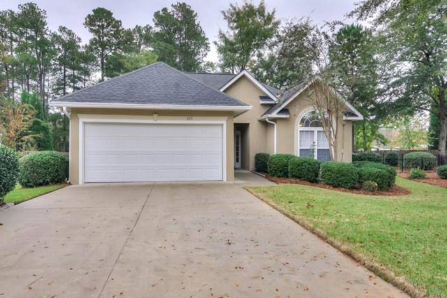 235 Boxwood, AIKEN, SC 29803 (MLS #105074) :: Venus Morris Griffin | Meybohm Real Estate