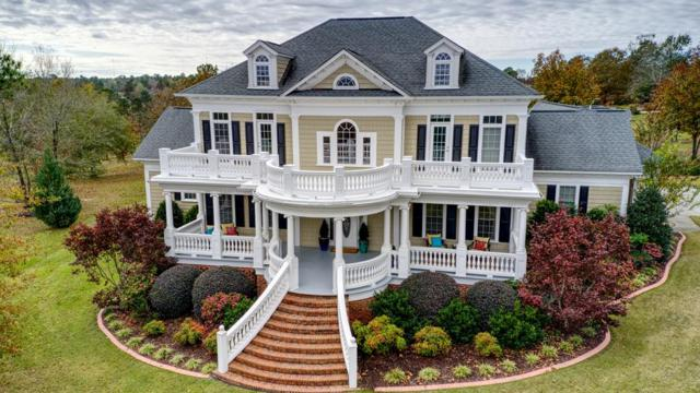 255 Chestnut Brown Court, WARRENVILLE, SC 29851 (MLS #105140) :: Shannon Rollings Real Estate