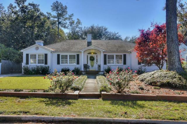 537 Palmetto Lane Sw, AIKEN, SC 29801 (MLS #105185) :: Shannon Rollings Real Estate
